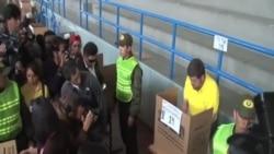 玻利維亞總統莫拉萊斯宣稱勝選