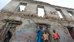 مرگ کودکان بی شمار در اثر درگيری های سومالی