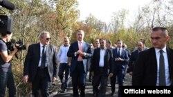 Crnogorski premijer Milo Đukanović (gov.me)