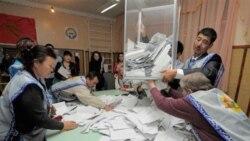 برگزاری انتخابات پارلمانی در قرقیزستان