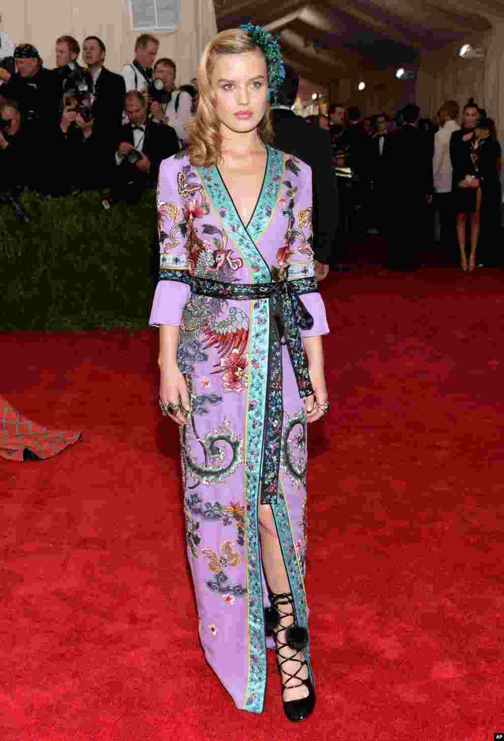 2015 MET Museum Costume Institute Benefit Gala2