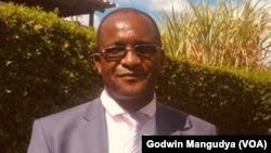 MDC-T's Douglas Mwonzora