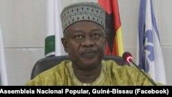 Cipriano Cassmá, presidente da Assembleia Nacional Popular, Guiné-Bissau