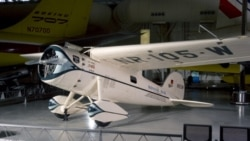"The ""Winnie Mae"" plane flown by Wiley Post"