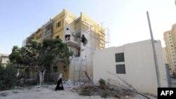Женское лицо ливийского восстания