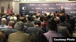 拉塞尔在卡内基国际和平基金会讲话(美国国务院)