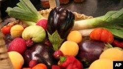 گوشت کا متبادل۔۔۔سبزیاں اور پھل