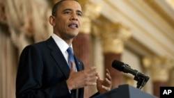 Respecto al anterior sondeo de ambos medios, divulgado en enero pasado, el respaldo a Obama se redujo en tres puntos.