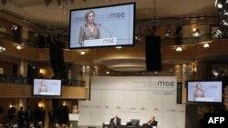 Državna sekretarka govori na bezbednosnoj konferenciji u Minhenu