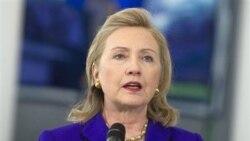 هیلاری کلینتون درباره خروج شتابزده از افغانستان هشدار می دهد