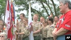 Boy Scouts of America Celebrate 100th Anniversary