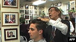 Washington vinh danh một thợ làm tóc