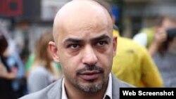 Ali Radanın deputatı Mustafa Nayem