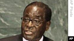 穆加贝指控外国势力分裂津巴布韦政府