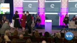 Some of World's Most Courageous Women Honored in Washington