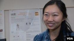 Jane Wu, Wu adalah mahasiswi tahun ketiga jurusan matematika dan ilmu komputer di Harvey Mudd College.