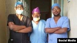 Ogeeyyotii fayyaa hospitaala Adaamaa jara gaafa Mooyyalee hadhan madaahe tolaan akiman