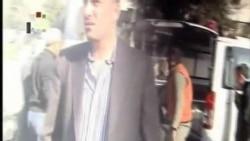 2011-12-23 粵語新聞: 敘利亞電視台報道自殺炸彈襲擊