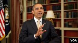 Presiden Amerika Serikat Barack Obama (Foto: dok)