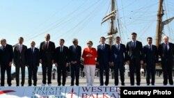 Samit lidera EU i zapadnog Balkana u Trstu (Fotografija preuzeta sa web stranice Vijeća ministara BiH)