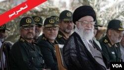 Lidè Iranyen Khamenei Sepah