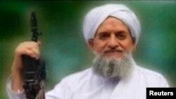 Thủ lĩnh al-Qaida Ayman al-Zawahiri.