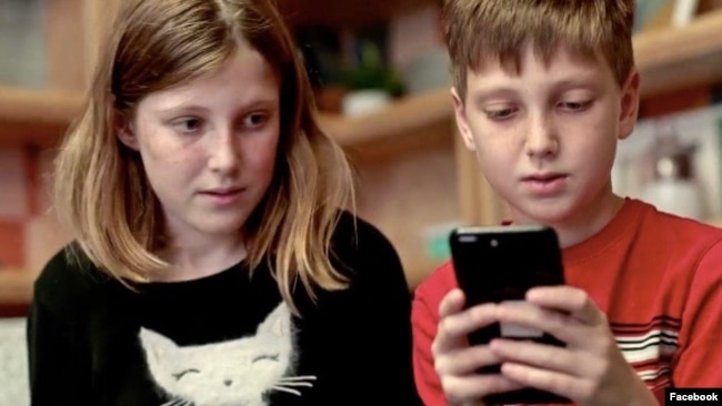 Last year, Facebook announced it was opening to children under age 13 to use its new Messenger Kids service. (Facebook)