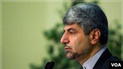 Jurubicara Kementerian LN Iran, Ramin Mehmanparast, mengecam tuduhan AS mengaitkan Iran dengan al-Qaida (foto: dok).