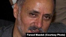 فرید احمد مزدک معاون پیشین حزب وطن و عضو بیروی سیاسی حکومت داکتر نجیب الله