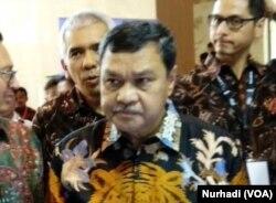 Kepala Badan Geologi, Kementerian Energi dan Sumber Daya Mineral, Rudy Suhendar. (Foto: VOA/Nurhadi)