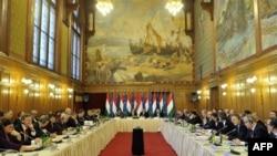 Sastanak predstavnika Evropske komisije i mađarske vlade u Budimpešti