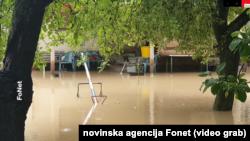 Odbrana je uvedena zbog prognoza o porastu vodostaja na teritoriji Srbije koje je izdao RHMZ