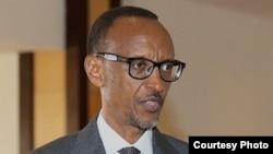 Paul Kagame, le président du Rwanda