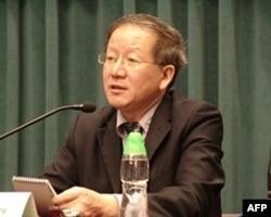 清华大学公共管理学院国际战略与发展研究所所长楚树龙