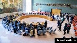 Sidang Dewan Keamanan PBB