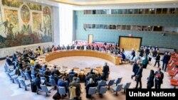 nga takimi i Këshillit të Sigurimit të OKB-së
