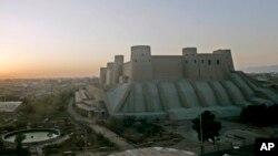 قلعه تاریخی اختیارالدین هرات
