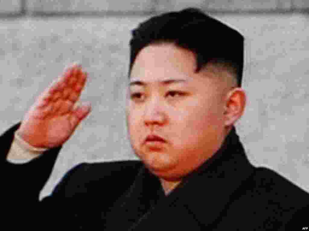 Kim Jong Un được xem là người đang lãnh đạo Bắc Triều Tiên sau cái chết của người cha.