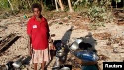 所羅門群島海嘯死亡人數增加