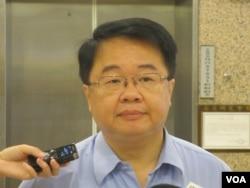 台灣執政黨民進黨立委吳秉叡。