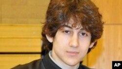 Dzhokhar Tsarnaev y su hermano Tamerlan, muerto en una balacera con la policía, están acusados de perpetrar atentado en Boston.