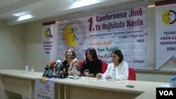 Kurdish Woman Conference