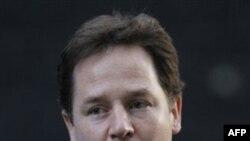 Phó thủ tướng Anh Nick Clegg