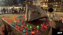 Мемориал жертвам политических репрессий на Лубянке