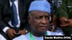 Gwamnan Sokoto Aliyu Wamako