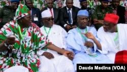 Hotunan Babbban Taron Jam'iyyar PDP a Abuja