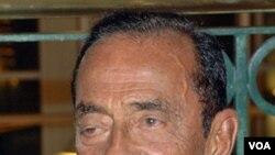 Pengusaha Mesir, rekan bisnis Mubarak, Hussein Salem