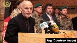 Presiden Afghanistan Ashraf Ghani ingin bantuan AS dalam memperkuat pasukan keamanan Afghanistan (foto: dok).