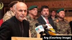 رئیس جمهور غنی روز گذشته ۳۰ مقام محلی هرات را برکنار کرد