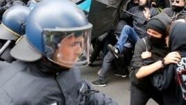 """Bratislavë, protestë kundër """"Islamizimit të Evropës"""""""